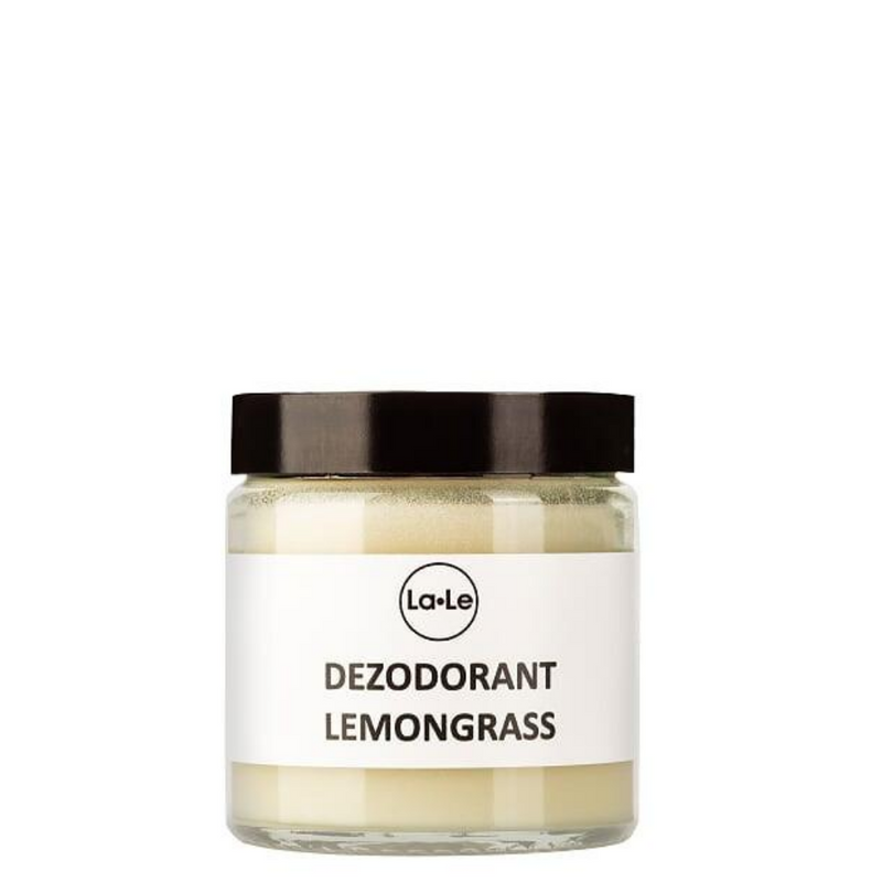 Cream Deodorant - Lemongrass Oil