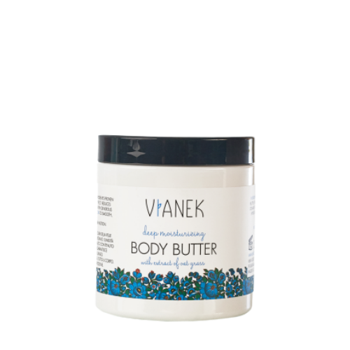Deep Moisturising Body Butter, Lotions, Vianek, Nat-ul