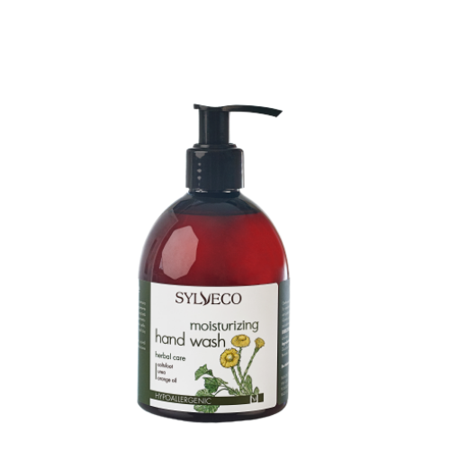 Moisturising Hand Wash with Orange Oil, Hand Wash, Sylveco, Nat-ul