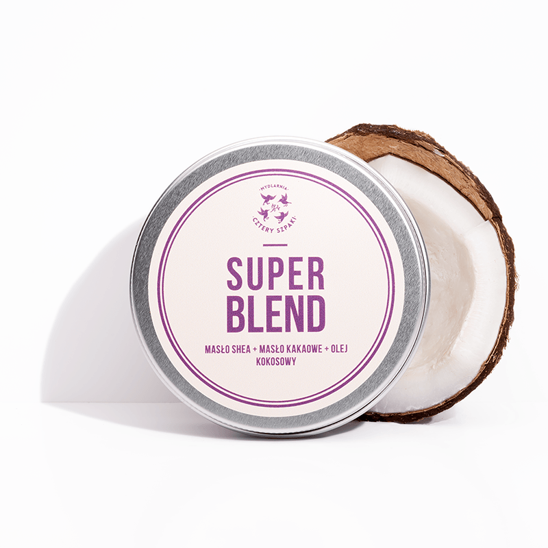 Butter Super Blend - Shea & Cocoa & Coconut