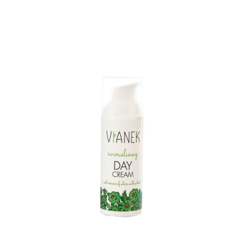 Normalising Day Cream, Face creams, Vianek, Nat-ul