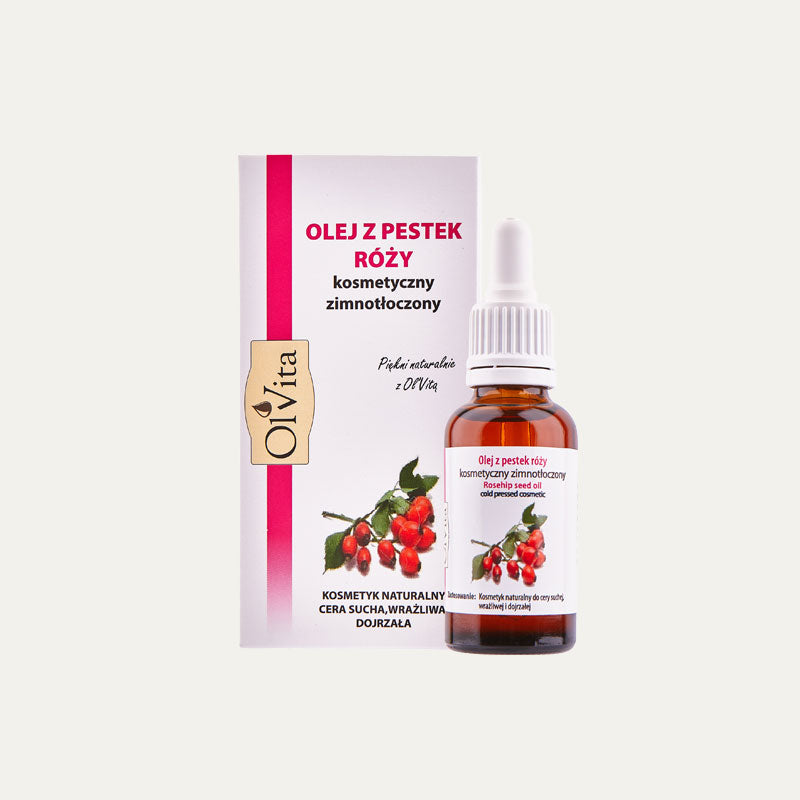 Rosehip Seed Oil 30ml