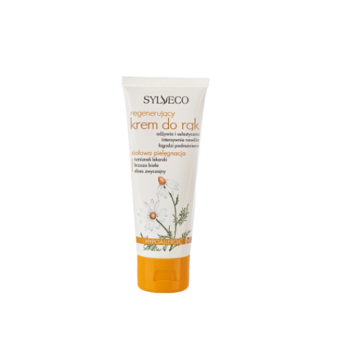Regenerating Hand Cream with Chamomile, Hand Cream, Sylveco, Nat-ul