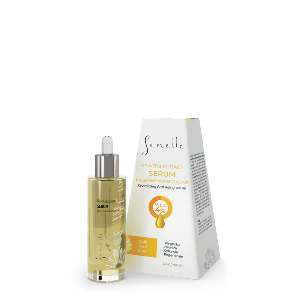 Revitalising Anti-aging serum (Inspired by Summer)