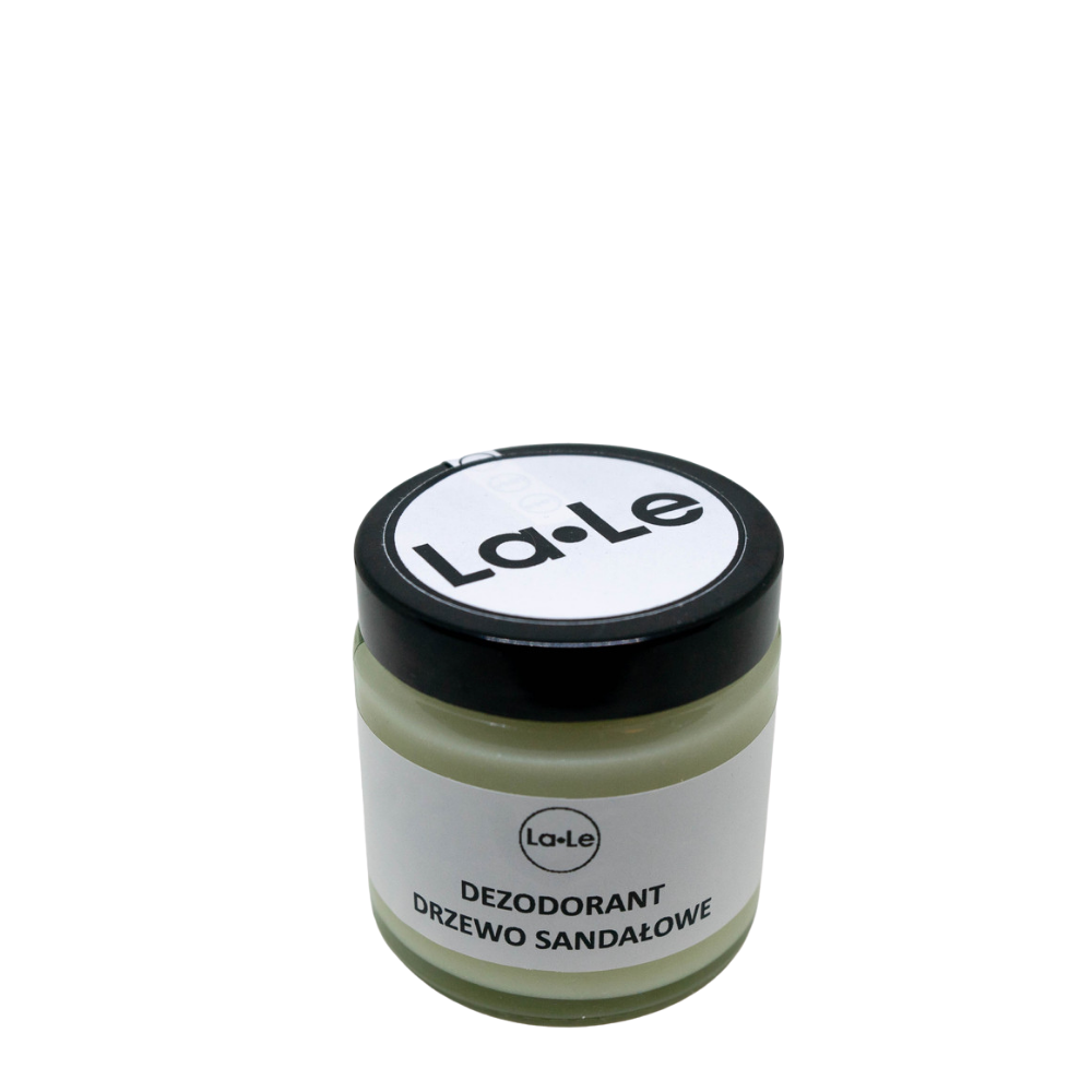 Cream Deodorant - Sandalwood Oil