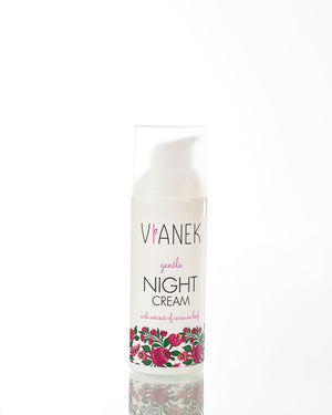 Gentle (Soothing) Night Cream, Face creams, Vianek, Nat-ul