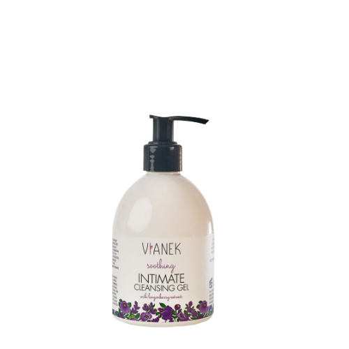 Soothing Intimate Cleansing Gel, Intimate washes, Vianek, Nat-ul