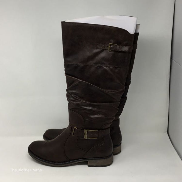 Bare Traps Shoe Size 10 Brown Boots