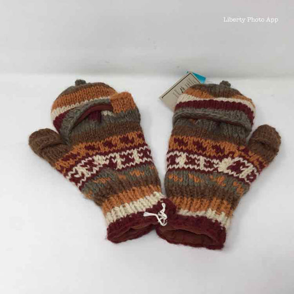 Nepali Gloves - Fleece Lined
