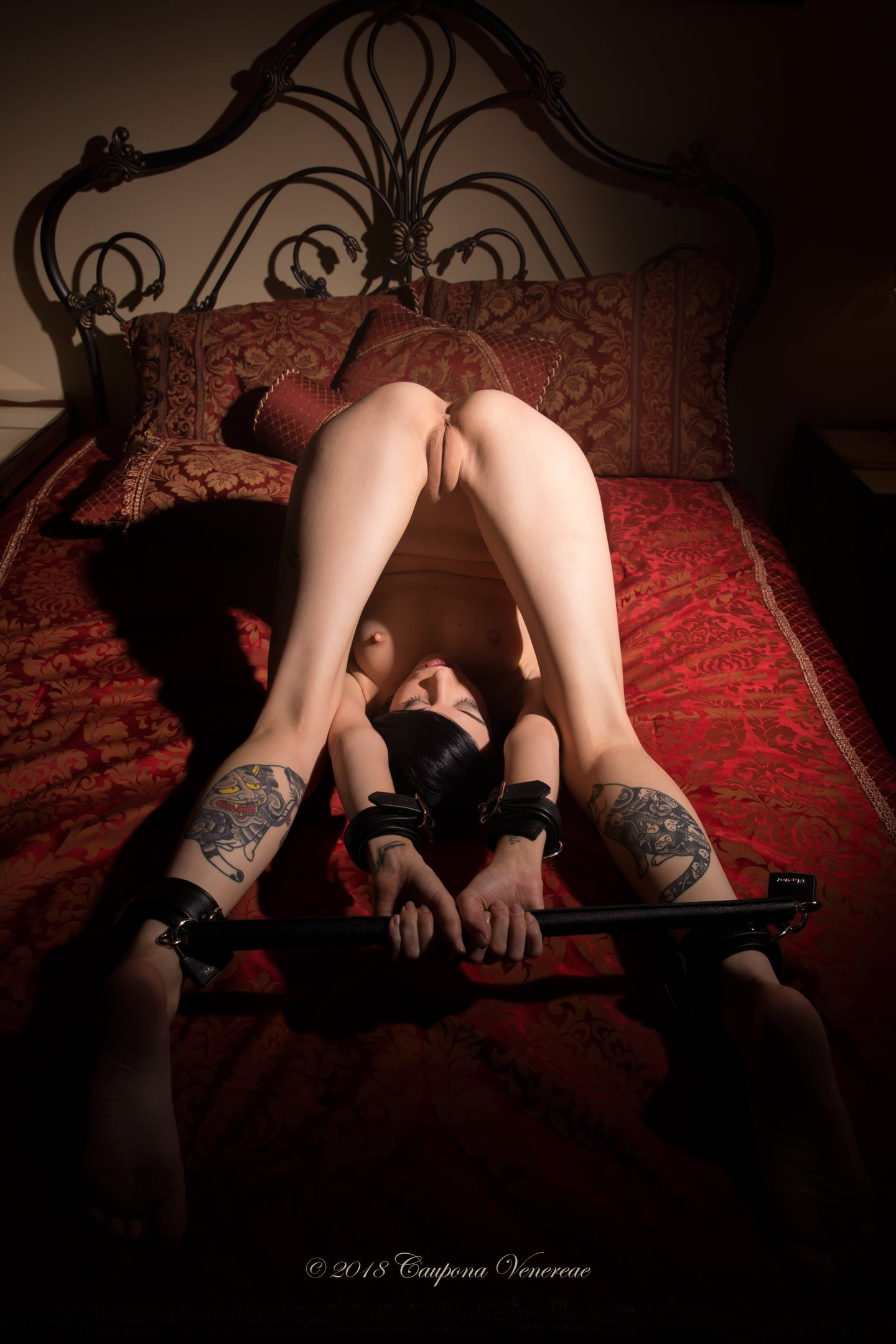 Madi's Subdued Satisfaction 07