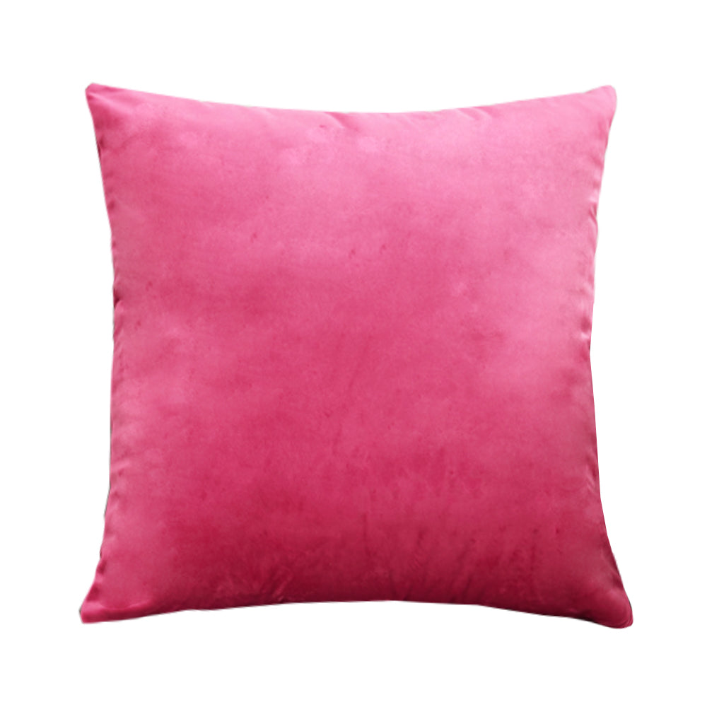 Velveteen Pillow Case