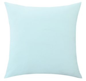 Plush Pastel Pillow Case 15""