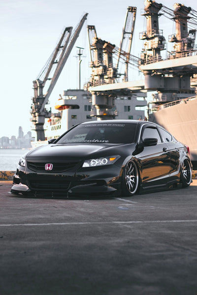 Battle Ready Bagged Accord | DS01 Black Vacuum
