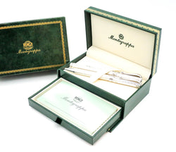 Boxed Limited Edition Montegrappa Romeo Fountain Pen & Ballpoint Pen Set