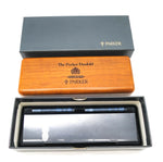 Parker Duofold Centennial Special Edition Orange Fountain Pen & Pencil Set