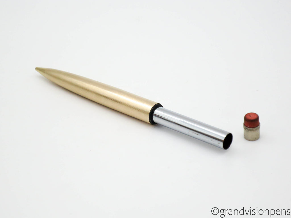 Rare Gold Plated Parker Jotter Mechanical Propelling Pencil (Very Good) - Grand Vision Pens UK