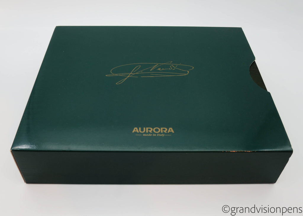 Boxed Aurora Guiseppe Verdi Limited Edition Fountain Pen
