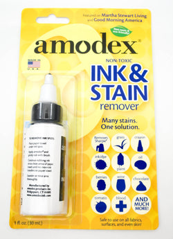 Amodex Non Toxic Ink & Stain Remover 30ml