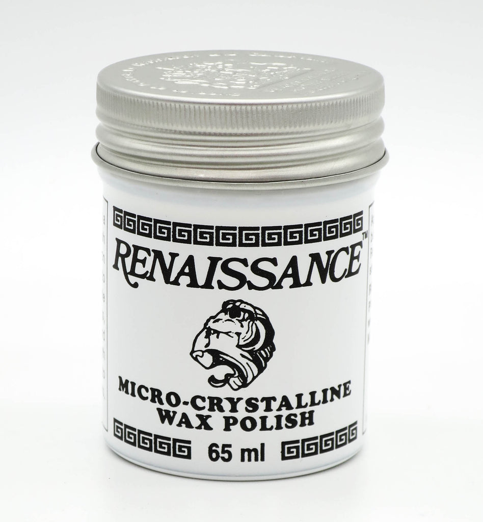 Renaissance Micro-Crystalline Wax Polish 65ml - Grand Vision Pens UK