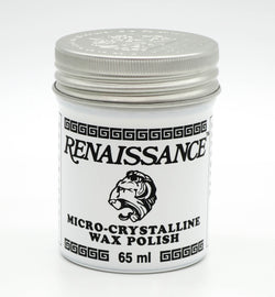 Renaissance Micro-Crystalline Wax Polish 65ml