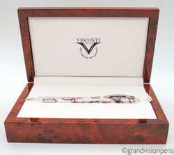 Boxed Visconti Opera Cherry Blossom Fountain Pen (Mint)