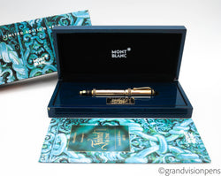 Montblanc Friedrich II 4810 Fountain Pen Patron of the Arts Edition