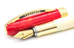 Limited Edition Visconti Turkish Republic Fountain Pen Medium Nib - Grand Vision Pens UK
