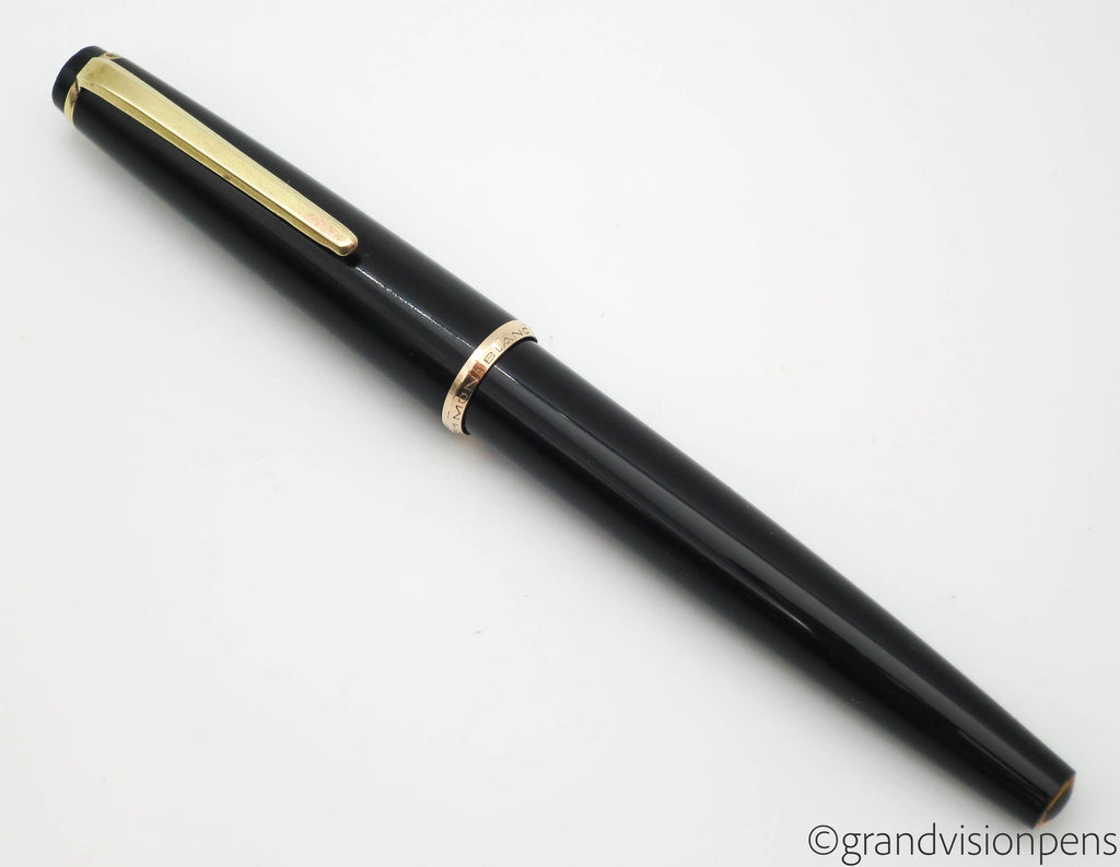 Vintage Montblanc No.31 Fountain Pen 14k Gold Fine Nib - Grand Vision Pens UK