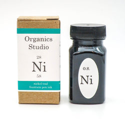 Organics Studio Ink: Elements Series - Nickel Teal