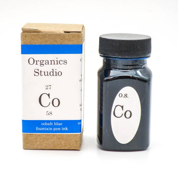Organics Studio Ink: Elements Series - Cobalt Blue