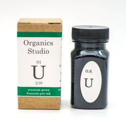 Organics Studio Ink: Elements Series - Uranium Green