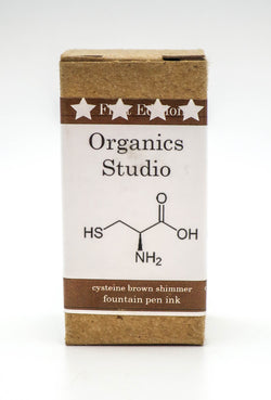 Organics Studio Ink: Amino Acid Shimmer Series - Cysteine Brown Shimmer