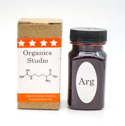 Organics Studio Ink: Amino Acid Shimmer Series - Arginine Orange Shimmer