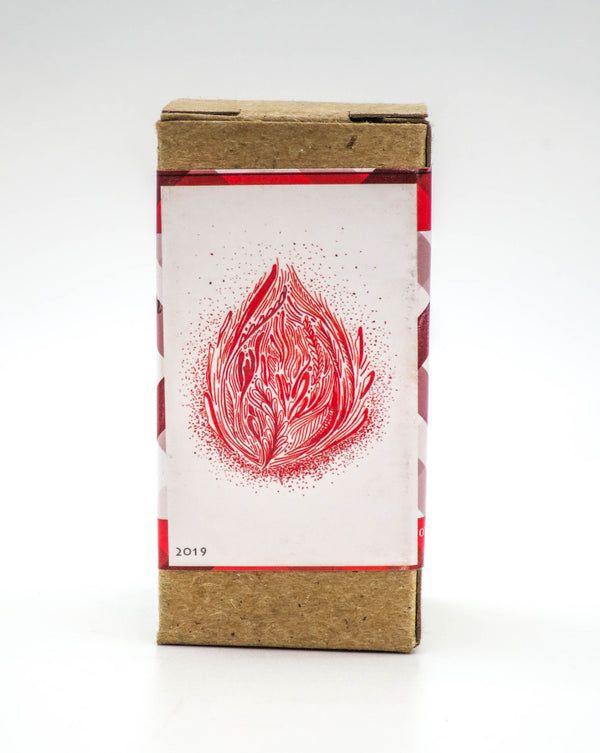 Organics Studio Ink: Artist's Ink Series: Rogalian Red - Grand Vision Pens UK