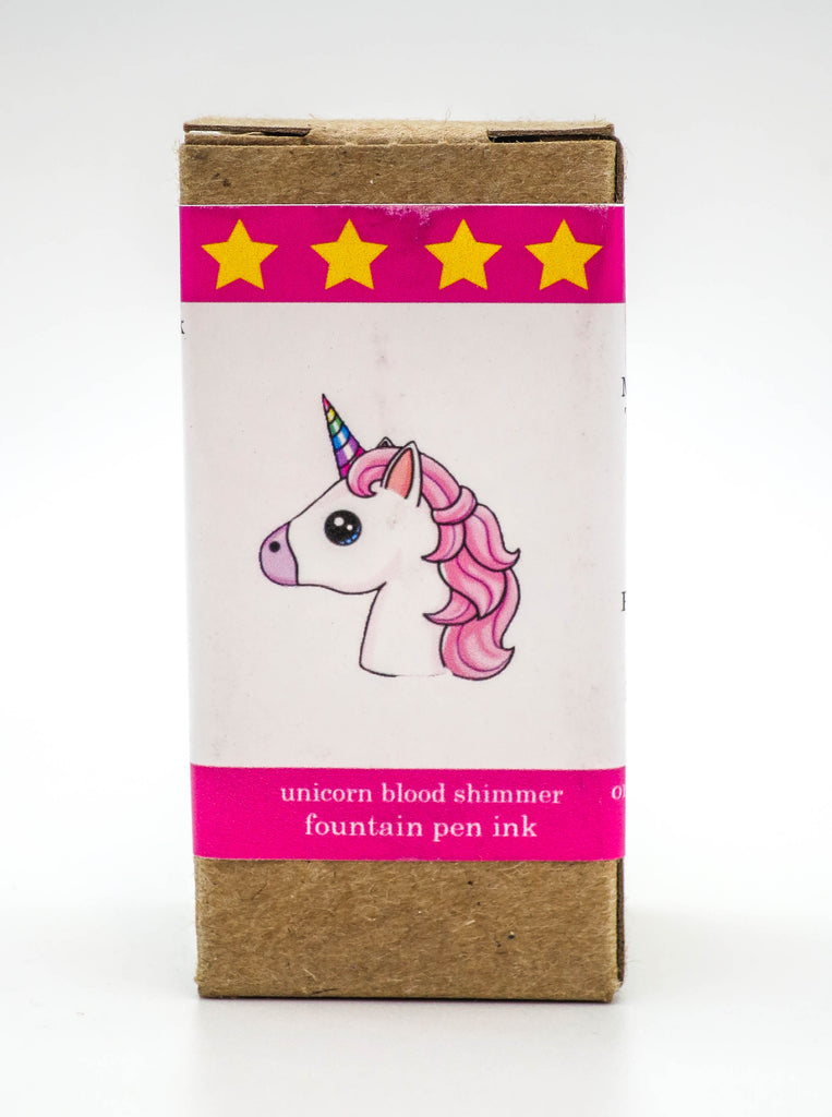 Organics Studio Ink: Limited Edition - Unicorn Blood Shimmer Ink