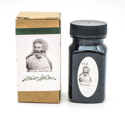 Organics Studio Ink: Master's of Writing Series:  Walt Witman Grey Green