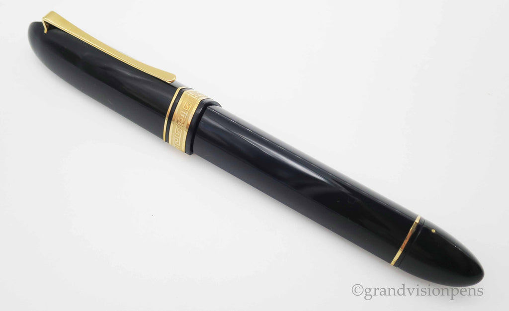 Boxed OMAS 360 '75 Years' Limited Edition Fountain Pen - Medium Nib (Near Mint Condition) - Grand Vision Pens UK