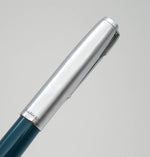 Vintage Parker 51 Aerometric Fountain Pen MKII 14k Medium Nib - Grand Vision Pens UK