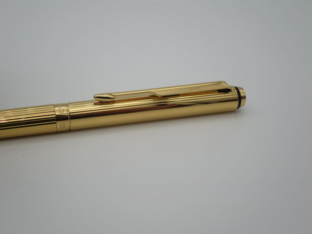 Rare Vintage Gold Filled Parker Propelling Pencil - France - Excellent Condition - Grand Vision Pens UK