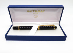 Boxed Waterman Le Man 100 Rollerball Pen - Mint Condition (NOS)