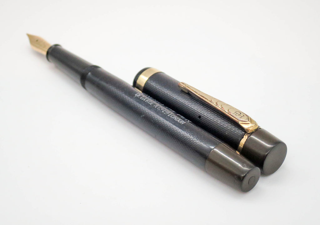 Vintage ONOTO THE PEN Fountain Pen - 14k Gold Medium Nib