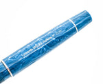 Leonardo Officina Italiana Momento Zero Blue Positano Fountain Pen Medium Nib - Grand Vision Pens UK