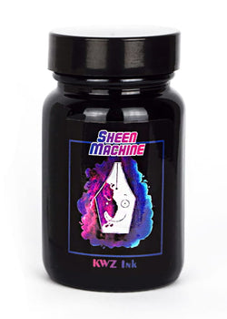 KWZ Inks Standard Fountain Pen Ink - Sheen Machine - 60ml Bottle