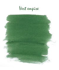 J. Herbin Fountain Pen Ink - Vert Empire - 10ml Bottle