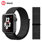 Apple Watch Nylon Sport Band - Hytec Gear