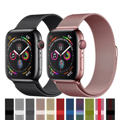 Apple Watch Milanese Band - Hytec Gear