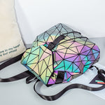 Geometric Womens Backpack - Hytec Gear