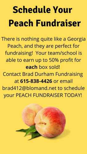 There's nothing like a sweet Georgia peach!