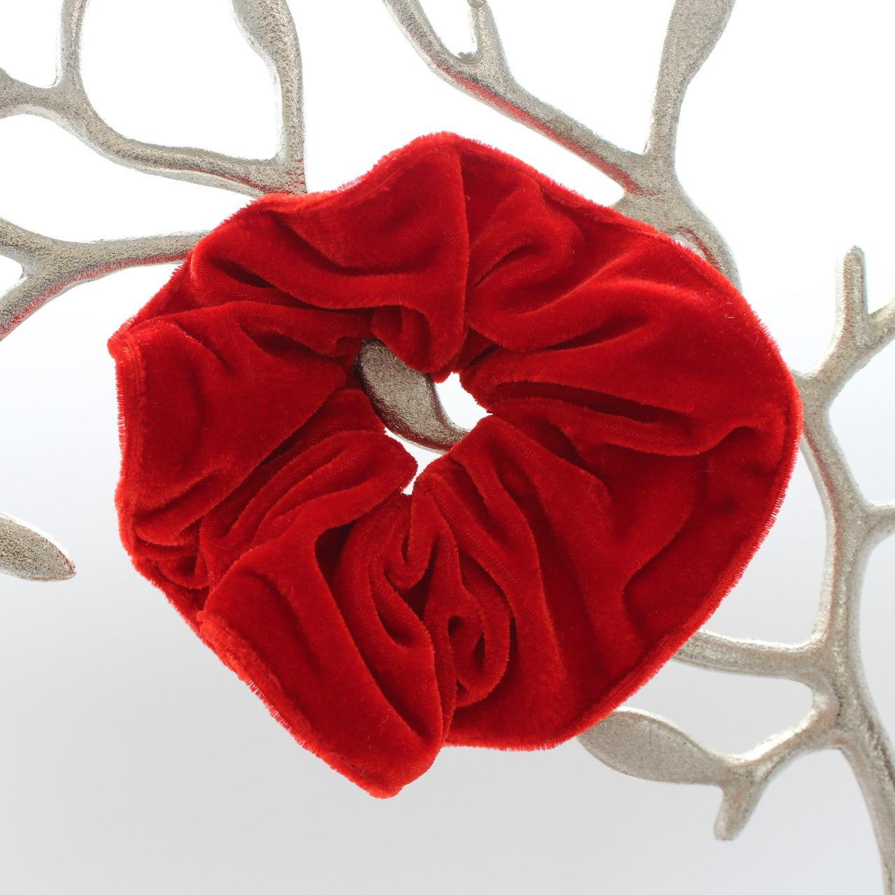 Arkward Red Scrunchies