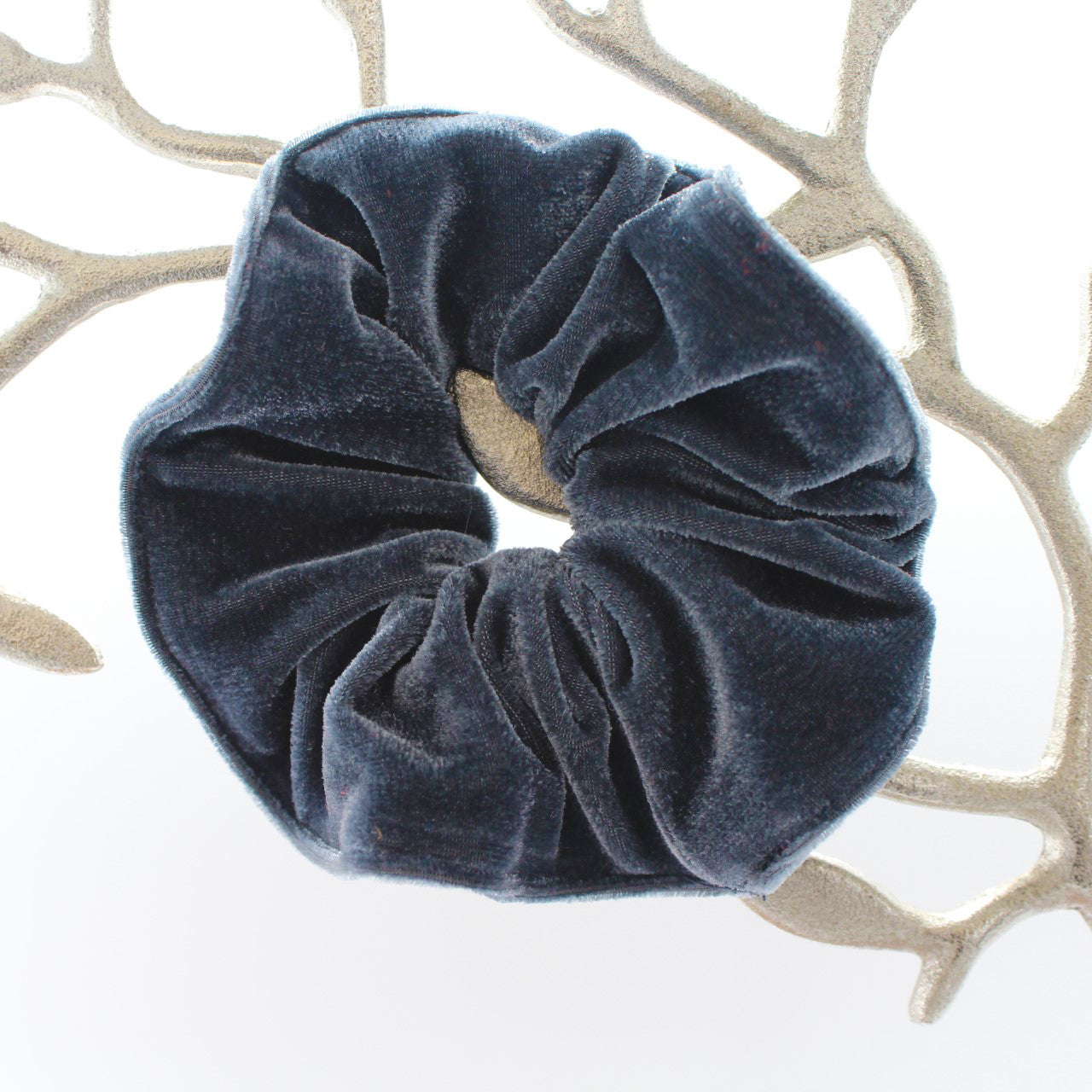 Arkward Grey Scrunchies